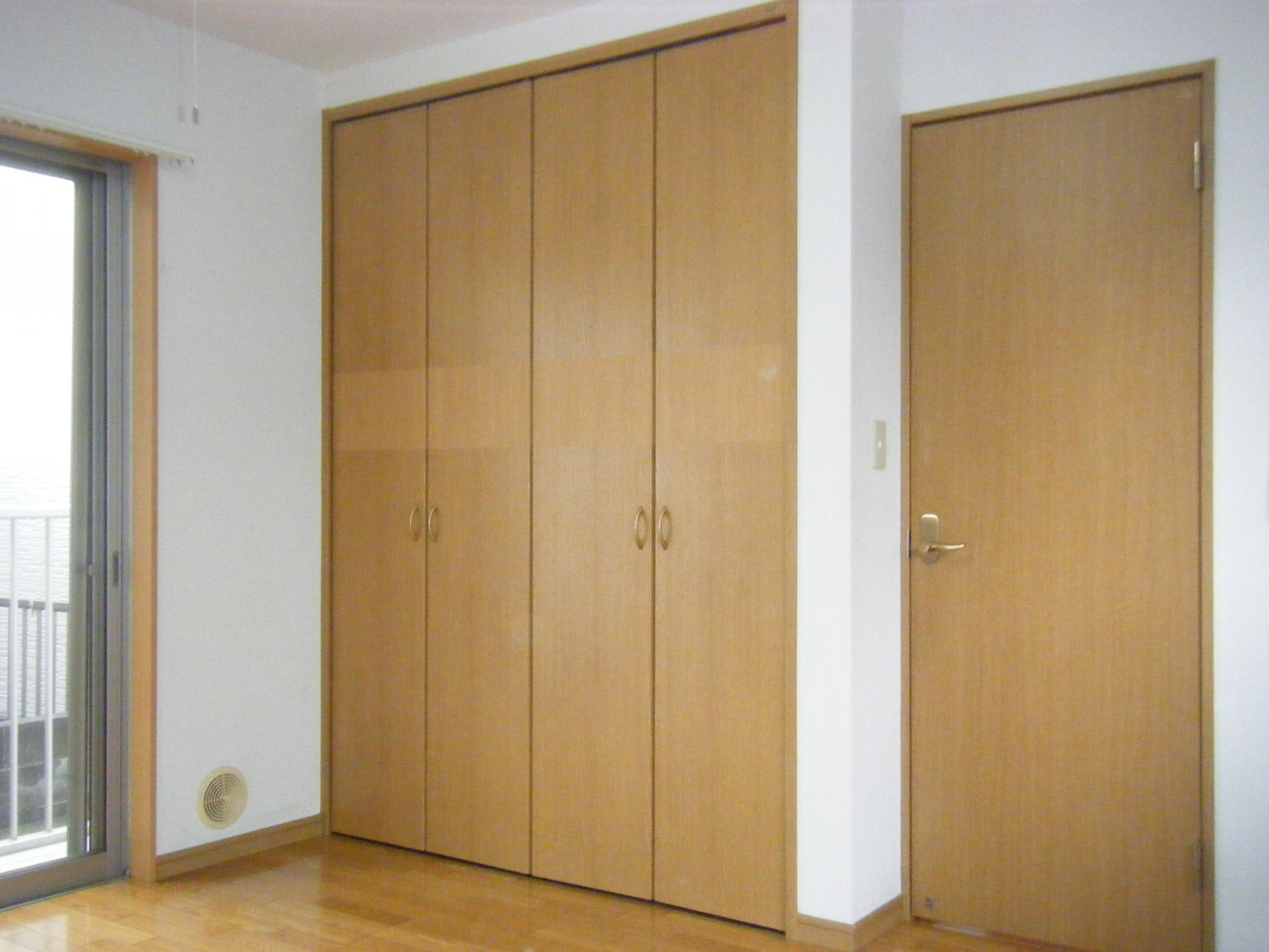 室内建具とクローゼット建具★